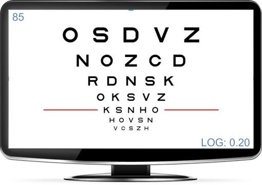 logMAR Visual Acuity
